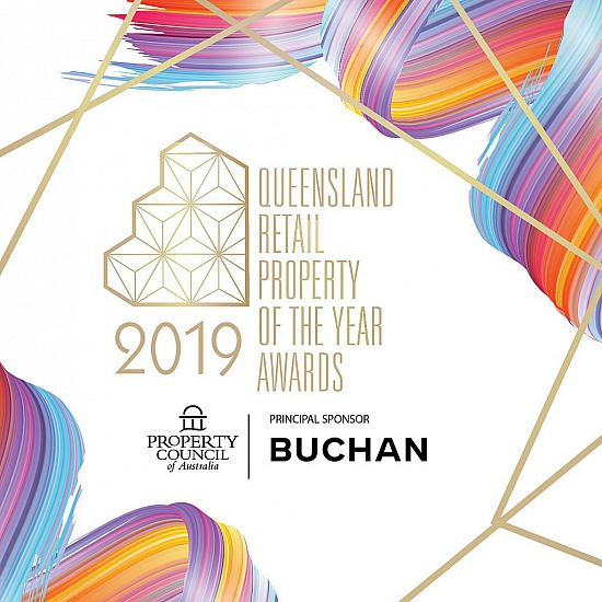 2019 Property Council QLD Retail Property of the Year Awards