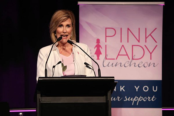 kay mcgrath pink lady luncheon