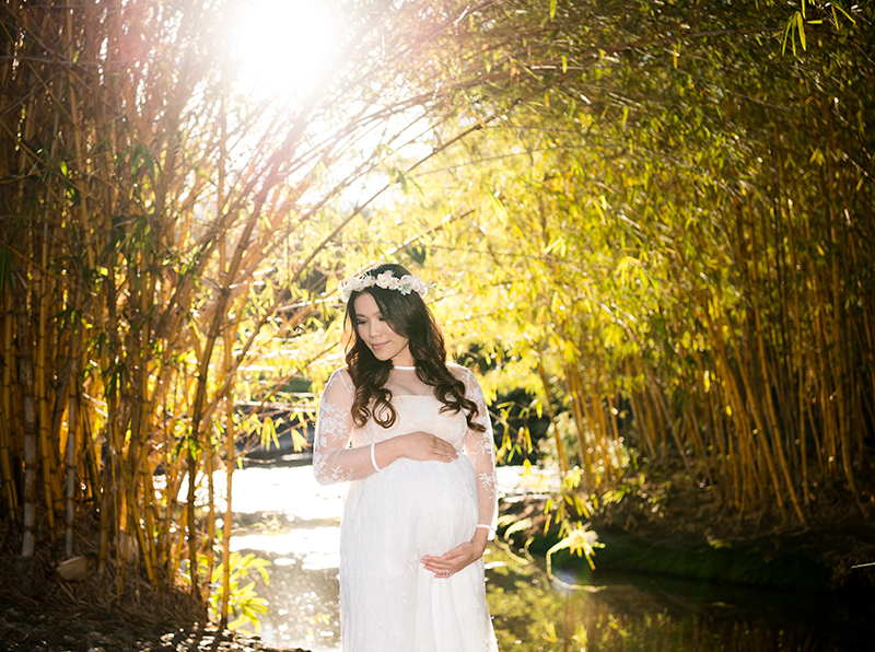 Pregnancy portrait photography Brisbane
